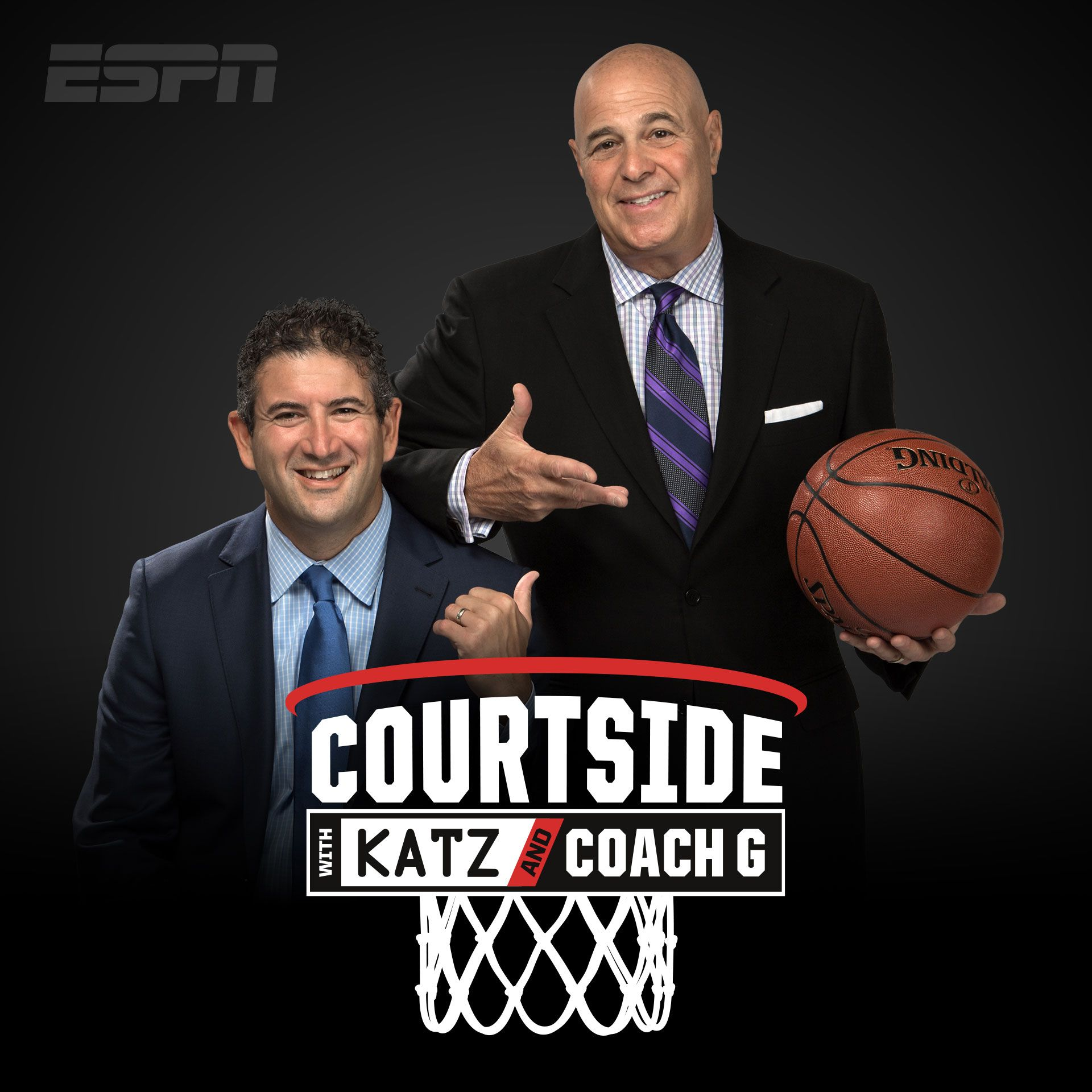 Courtside with Katz & Coach G