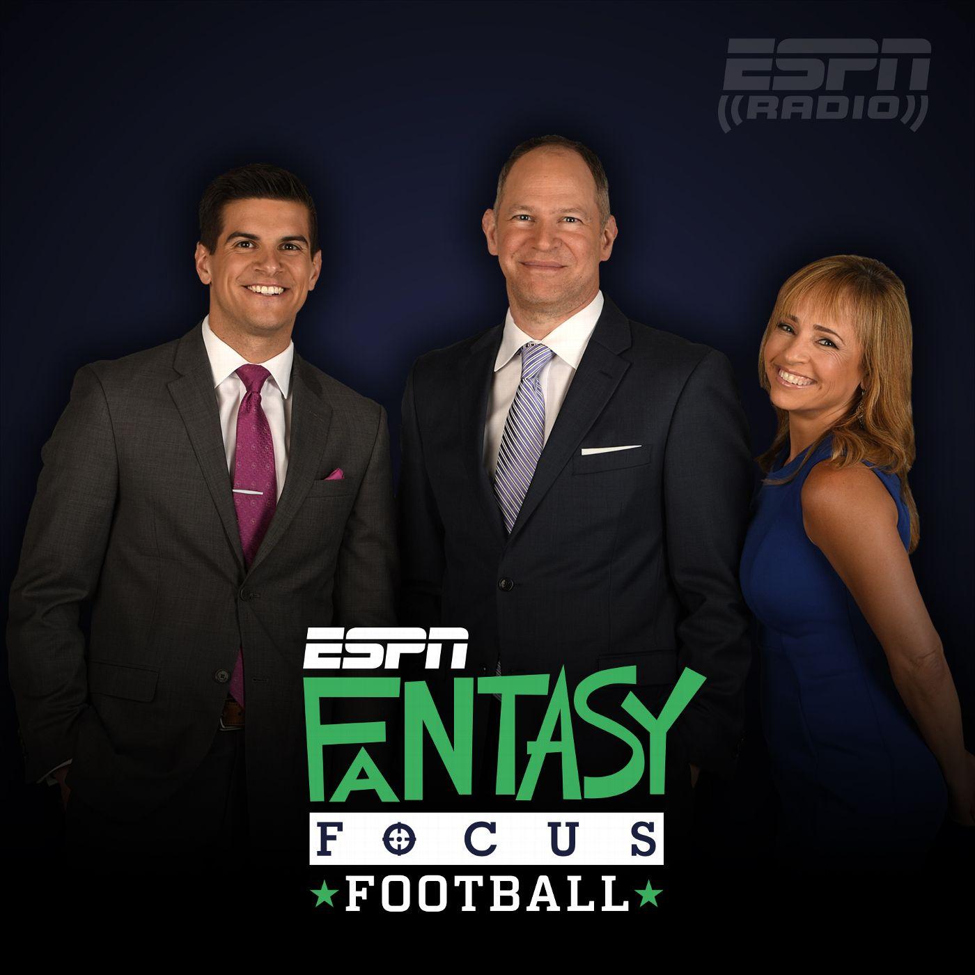 Fantasy Focus Football Listen Via Stitcher Radio On Demand