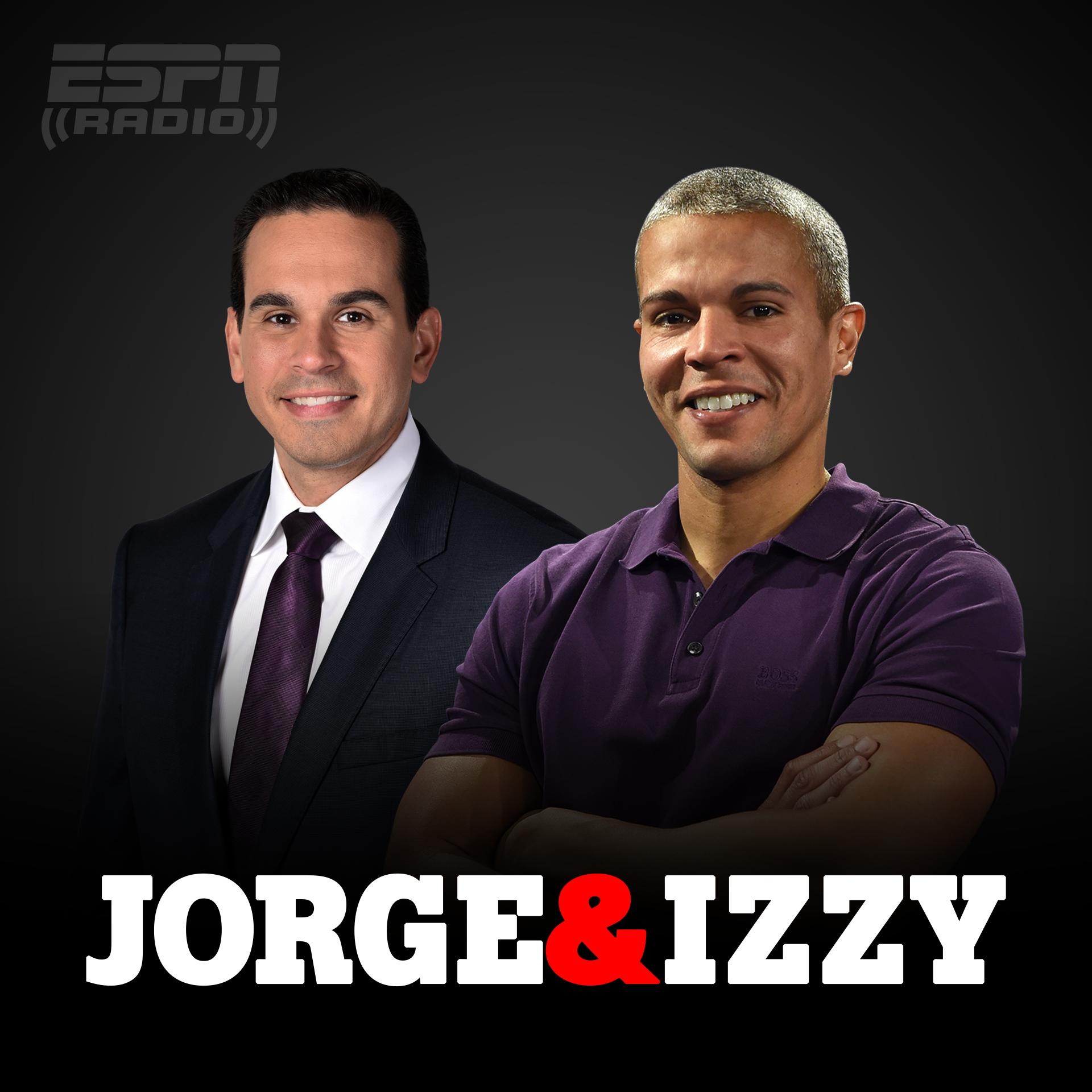 Jorge & Izzy