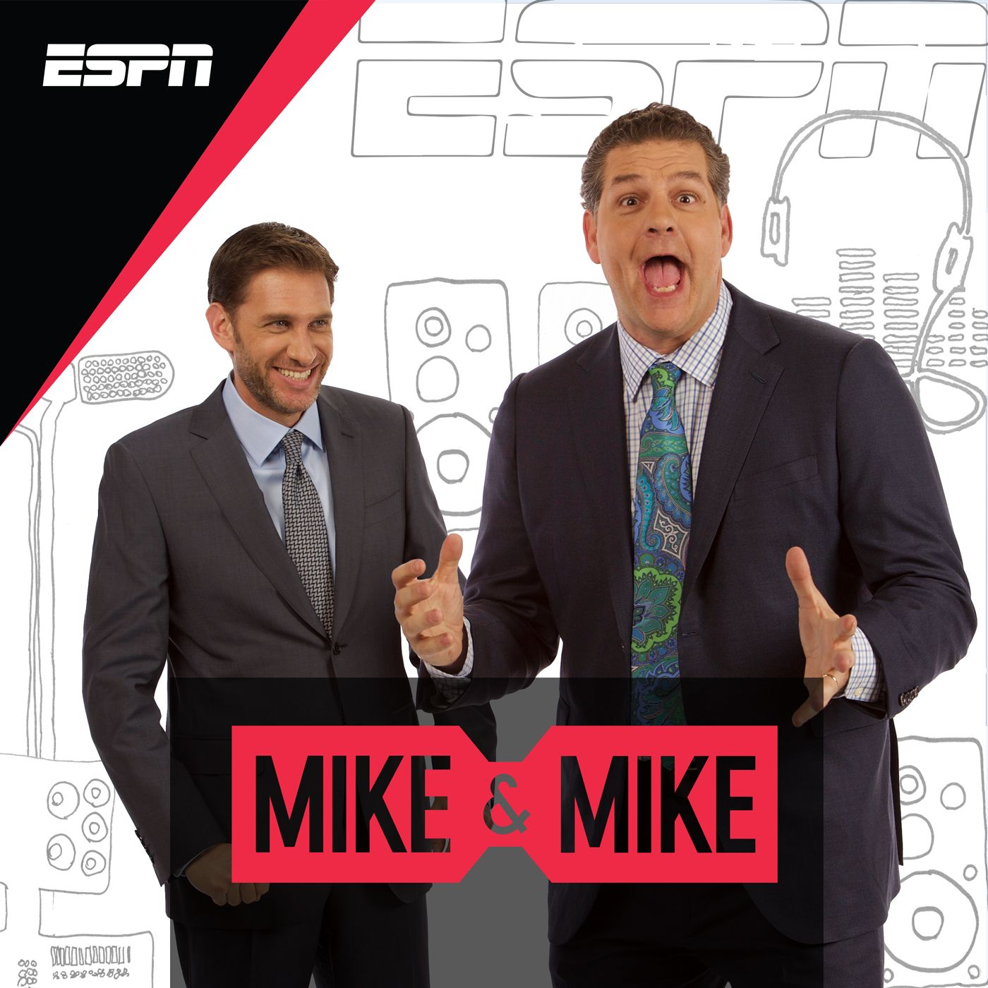 Mike & Mike Logo
