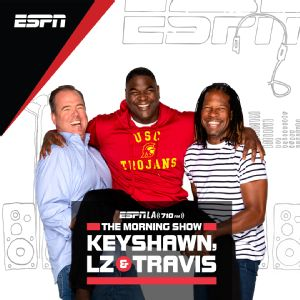 Mornings with Keyshawn, LZ and Travis Show - PodCenter - ESPN Radio