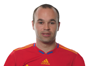 Andrs Lujn Iniesta