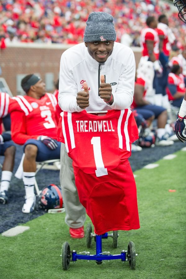 Laquon treadwell pictures ole miss rebels espn