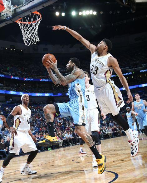 Denver Nuggets Vs New Orleans Pelicans Photos January