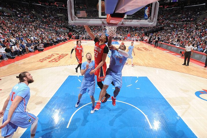 New Orleans Pelicans Vs La Clippers Photos March 22