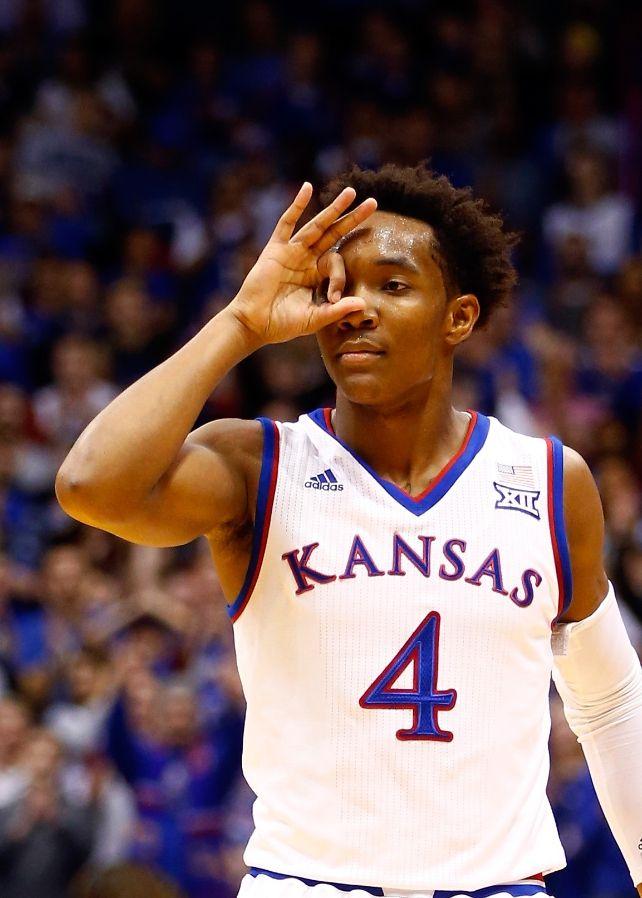 Devonte' Graham Pictures - Kansas Jayhawks - ESPN