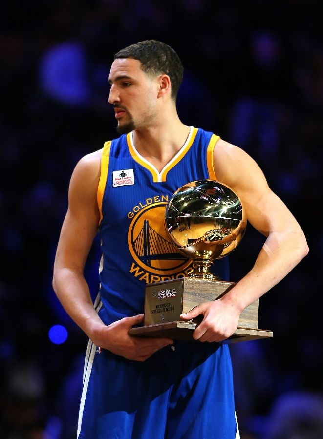 Klay thompson pictures golden state warriors espn for 18 8 salon rancho santa margarita