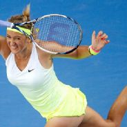 Pic Of The Day: Victoria Azarenka On Day 6