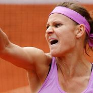 Pic of the Day: Lucie Safarova on Day 9