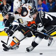 Ducks and Kings battle