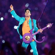 Prince (1958-2016) at Super Bowl XLI