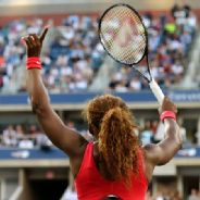 Serena's stage