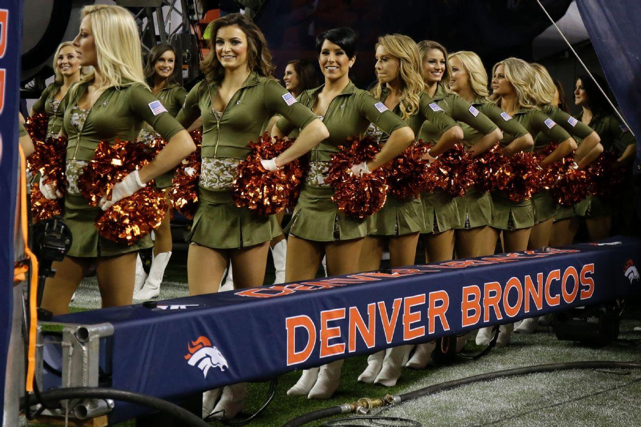 New England Patriots en Broncos Denver
