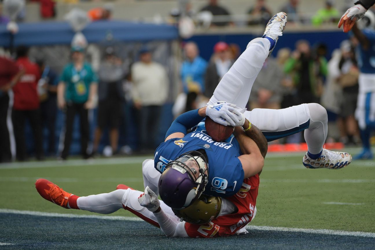Adam Thielen, WR, NFC (Minnesota Vikings)