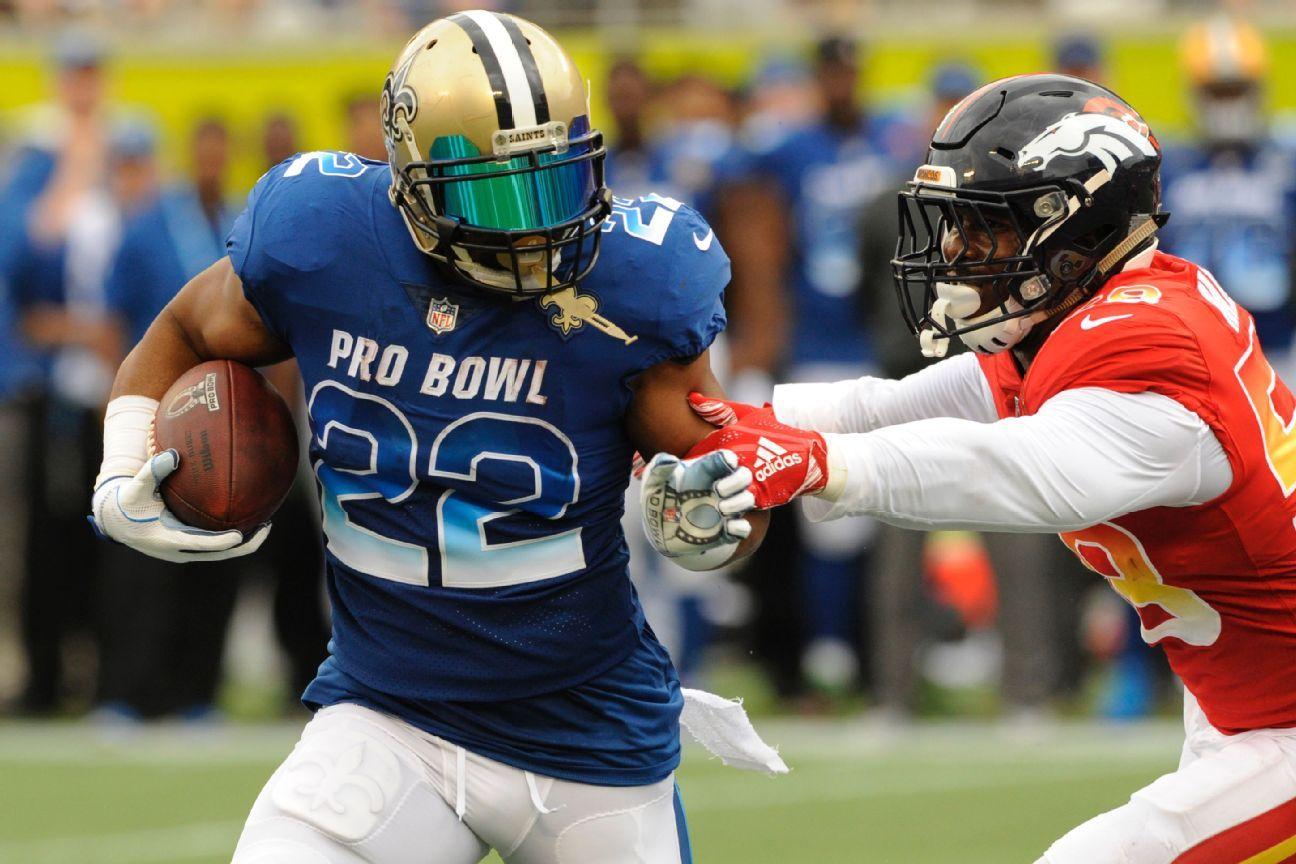 Mark Ingram, RB, NFC (New Orleans Saints)