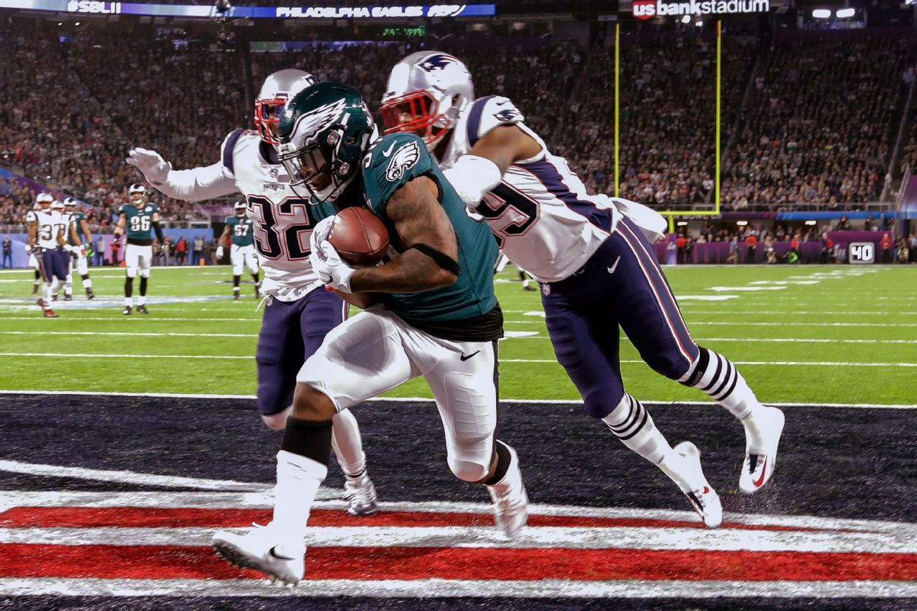 Corey Clement, RB, Philadelphia Eagles