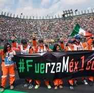 GP MÉXICO, la vuelta 19 del 2017