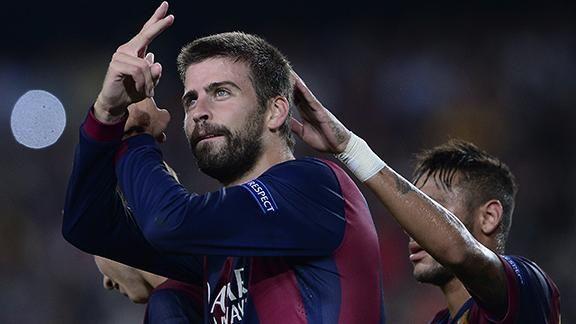 Barcelona vence al APOEL