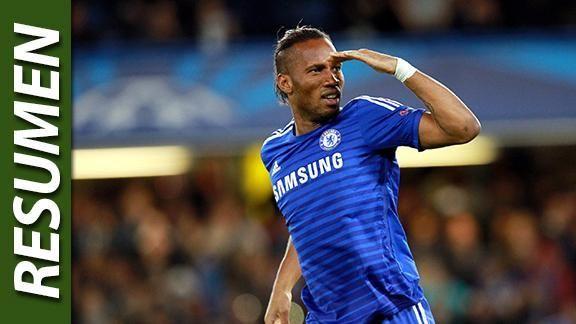 Chelsea gole� y afirm� su liderazgo