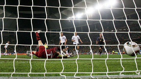 World Cup 2010 - Germany v Australia