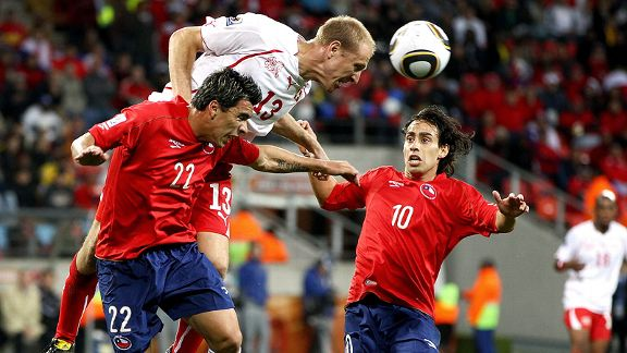 Chile v Switerland