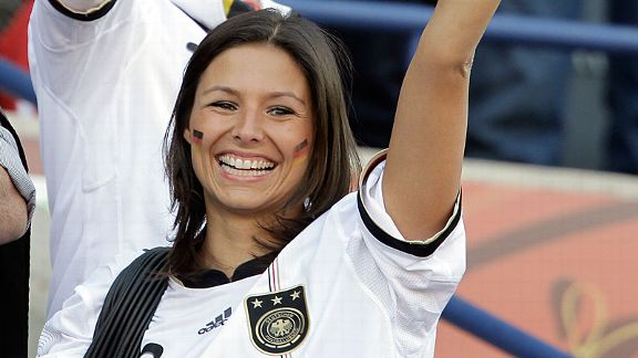 Silvia Meichel is Germany striker Mario Gomez's significant other