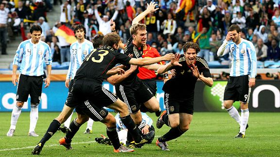 Best of 2010 World Cup