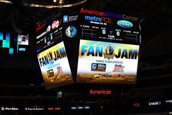 2010 Mavs Fan Jam