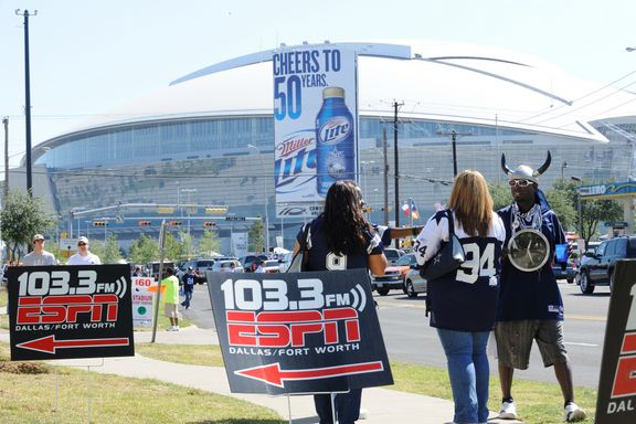 ESPN Tailgate Zone -- Wk. 5