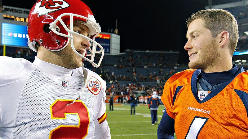 Dustin and Britton Colquitt