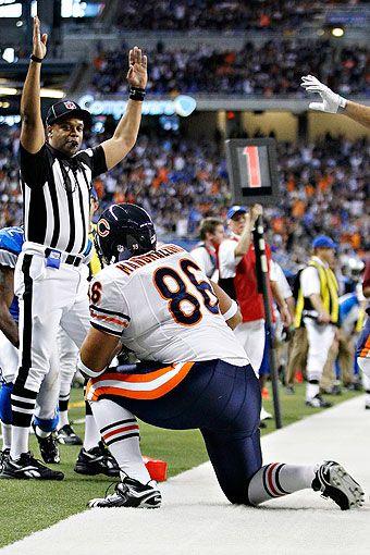 Bears 24, Lions 20