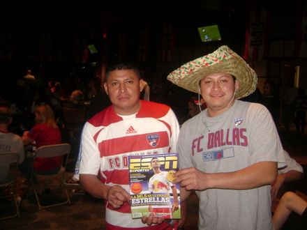 FCD Watch Party