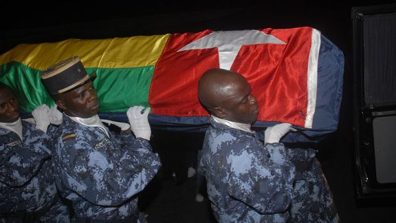 The year began with tragedy as three people died in a gun attack as the Togo team travelled to Angola