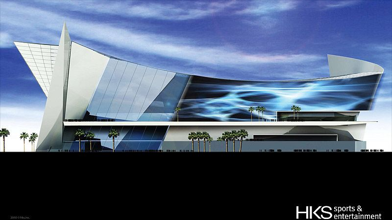 Los Angeles Stadium Concepts