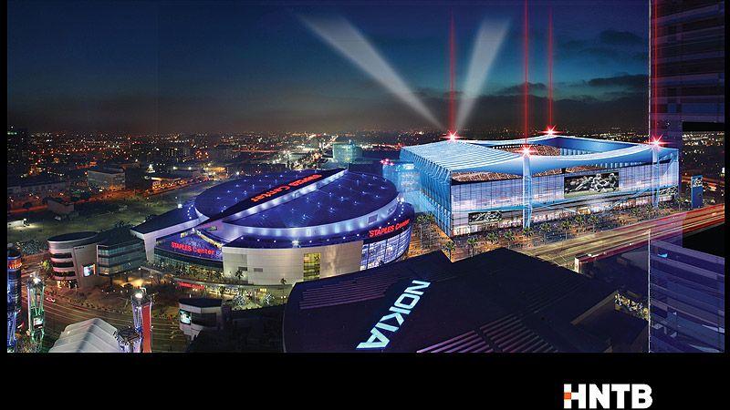 Los Angeles Stadium Concepts