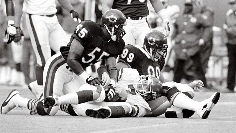 Bears Sack
