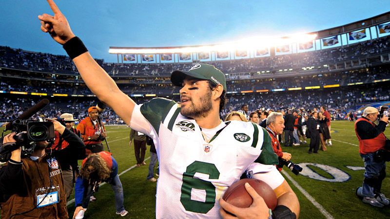 Jets Make AFC Title Game