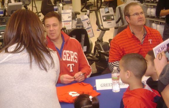 Rangers Winter Caravan