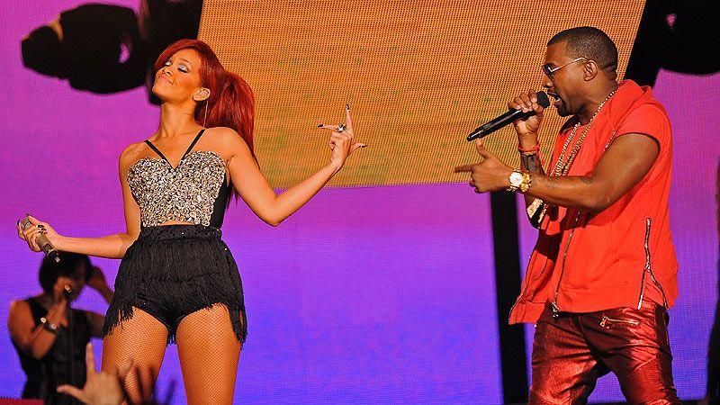 Kanye & Rhianna