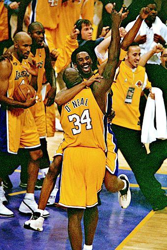 Kobe/Shaq 2000