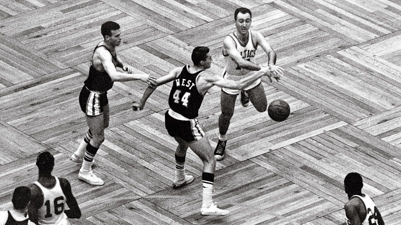Jerry West 1962