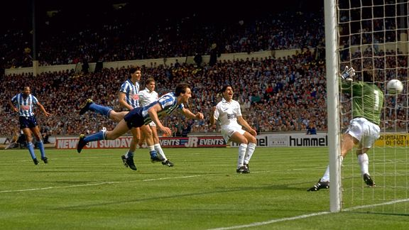 Coventry City 3-2 Tottenham, 1987