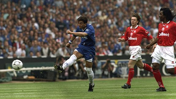 Chelsea 2-0 Middlesbrough, 1997