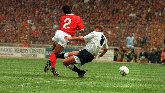 Tottenham 2-1 Nottingham Forest, 1991