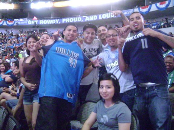 Mavs Watch Party