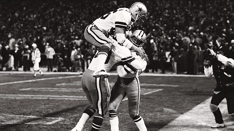 Cowboys-Falcons 1981