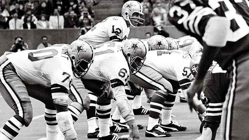 Cowboys-49ers 1972
