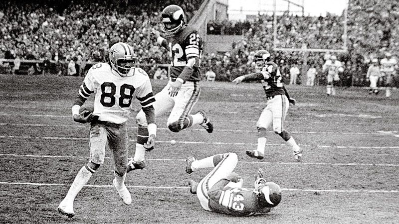 Cowboys-Vikings 1975