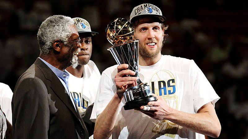 Dirk MVP