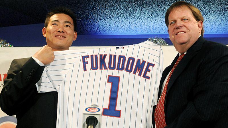 Jim Hendry Kosuke Fukudome